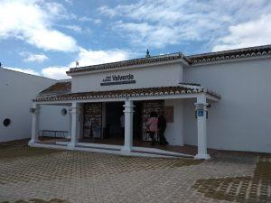 Fuente de Piedra. Centro de visitantes