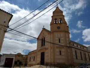 Fuente de Piedra. Iglesia